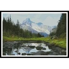 Canadian Landscape - #11361
