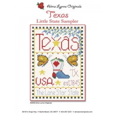 Texas Littte State Sampler