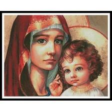 Mother of God 2 - #11392-MGL