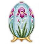 Iris Faberge Easter Egg