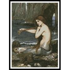 A Mermaid - #10033