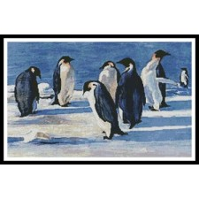 Penguins - #10044