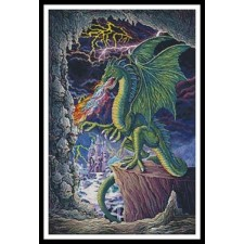 Dragons Lair - #10066-GG