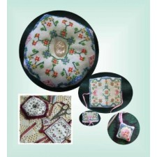 XS603 Mother's Day Biscornu & Accessories Set