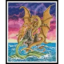 Dragon Battle - #10120-GG