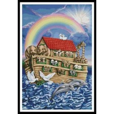 Noah's Ark - #10121-GG