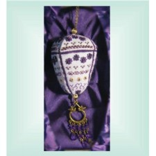 MX610 Purple Pizzazz Heirloom Ornament