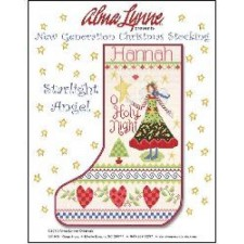 Starlight Angel Stocking