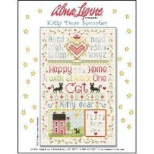Kitty Dear Sampler
