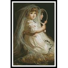 The Little Bridesmaid - #10168