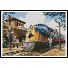 Train Station - #10172-MGL
