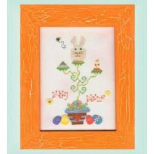 XS208 Bunny Blooms