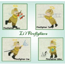 A202 Li'L Firefighter Angels
