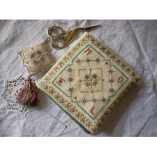 Christmas in Red Sewing Set
