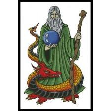 Wizard Dragon - #10252