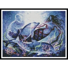Mermaid - #10257-WA
