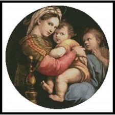 Madonna Della Seggiola - #10269
