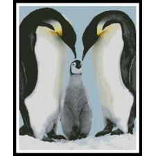 Penguin Parents - #10286