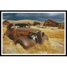 Rusty Car - #10367