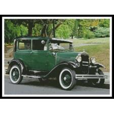 Vintage Car 4 - #10439