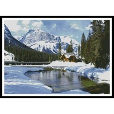 Emerald Lake - #10444