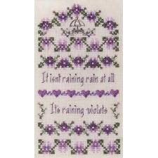 Raining Violets
