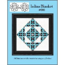 Indian Blanket #016