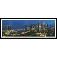 Singapore Panorama - #10546