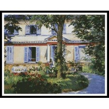 House at Rueil - #10594