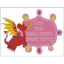 World Famous Dragon Keeper Girl (Customizable)