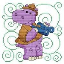 Safari Hippo