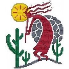 Arizona Kokopelli