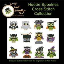 Hootie Spookies Mini Collection
