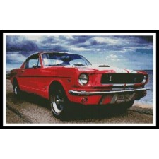 Ford Mustang - #10741