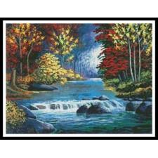 Autumn River - #10742