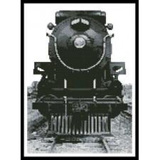 Vintage Train - #10762
