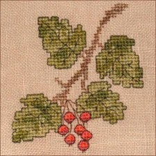 Autumn Leaves Wall Quilt Block C