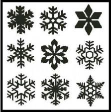 Snowflakes - #10808