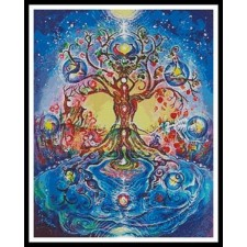 Tree of Life - #10818-WA
