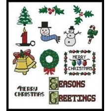 Christmas Motifs 2 - #10827