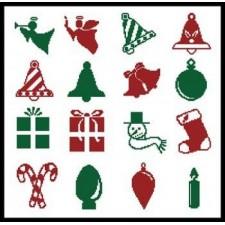 Christmas Motifs 6 - #10831