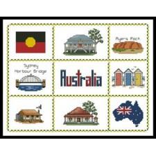 Australian Sampler - #10851