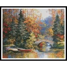 Woodland Splendor - #10859-CYPRS