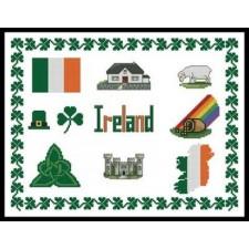 Ireland Sampler - #10866