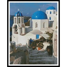 Santorini 2 - #10871