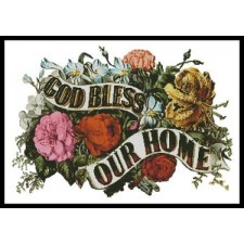 God Bless our Home 2 - #10921