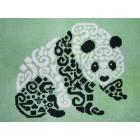 Tribal Panda #000-277