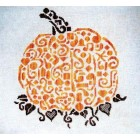 Tribal Pumpkin