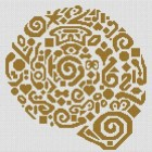 Tribal Snail Shell