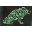 Tribal Frog